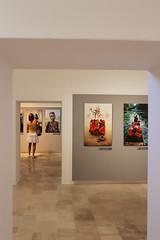 Ritratti d'autore (^PioPio^) Tags: otranto castelloaragonese puglia italia italy castle stevemccurry icons exhibition mostrafotografica
