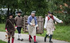 Viehmarkt 1756 - Wackershofen-0865.jpg (Siegfried Kreuzer) Tags: reenactment freilichtmuseum wackershofen viehmarkt 1756
