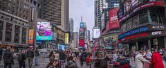 Times Square (kellyhackney1) Tags: timessquare busy citythatneversleeps newyork newyorkcity newyorkbaby manhattan bigapple america piccy hustle people crowed crazyplace