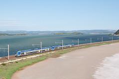 Le TER 870647 arrive  Port-la-Nouvelle (Trains-En-Voyage) Tags: sncf portlanouvelle agc zgc ilesaintelucie