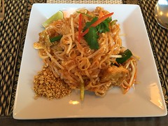 Pad Thai at Eat Thai, Ely, Cambridgeshire (John D McDonald) Tags: padthai noodles thainoodles bkk bkkrestaurant bkkrestaurantely eatthai eatthaiely eatthairestaurant eatthairestaurantely restaurant thai thairestaurant food ely cambridgeshire cambs fens fenland isleofely anglia eastanglia geotagged iphone iphone6