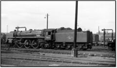 Clan on Leeds Holbeck (john48677) Tags: leeds holbeck 72004 clan macdonald sixties steam