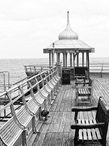 Bangor Pier, Bangor, Wales