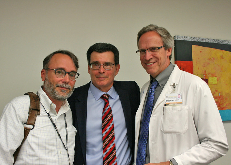 Farewell gathering for Gary Rosenthal, MD