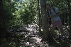 The Bluff Wilderness Trail (HalifaxTrails.ca) Tags: halifax timberlea blt nova scotia hiking back country trail tree summer face bluff wilderness treeface