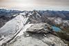 Vue depuis le sommet de l'Aiguille de la Grande Sassière, 3747m (mzagerp) Tags: alps france savoie tarentaise vanoise grand cocor isère glacier lac du roselend chevril val disère aiguille de la grande sassière rousse casse motte mont blanc le monal pourri alpes levanna