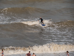 P2210615p (Gareth's Pix) Tags: broadstairs thanet kent vikingbay beach surfer surfing