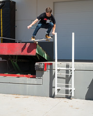 Wild Miles (kigbot) Tags: crook skating bonk skateboarding milescanevello