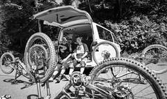 Sonnendach (Hagbard_) Tags: mtb bike mountainbike freeride sterreich bockaufballern velo spass friends natur outdoor nature mtbisokay wagrain kitzsteinhorn everydayimshutteling