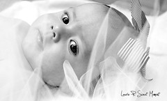 Sweet Baby (Sweet Moment Photo) Tags: mono portrait shooting baby bb
