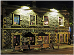 """Grace Darling Hotel at night"" - Collingwood (Melbourne), Australia (TravelsWithDan) Tags: night candid collingwood melbourne australia bar restaurant hotel street gracedarlinghotel canong16"
