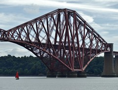 Forth Rail Bridge (chdphd) Tags: firthofforth firth forth boattrip forthrailbridge bridge edinburgh