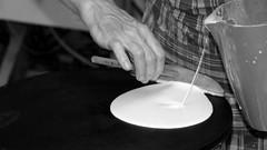 Hands (patrick_milan) Tags: noiretblanc blackandwhite noir blanc monochrome nb bw black white hands mains work workers travail
