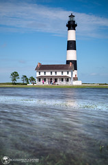 Bodie Island Lighthouse   Outer Banks (Zach Frailey) Tags: outerbanks bodieislandlighthouse lighthouse obx nc nd neutraldensity 10stop 10stopnd