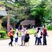 Muslim Traveler in Ueno Park : 上野公園の旅行者