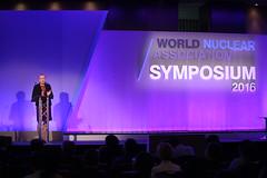 Agneta Rising (World Nuclear Association) Tags: nuclear worldnuclearassociation symposium