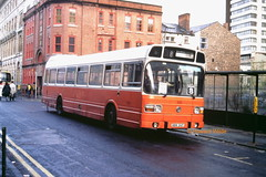 G M Buses 199 (ABA 24T) (SelmerOrSelnec) Tags: gmbuses leylandnational aba24t manchester chathamstreet railreplacement bus gmt