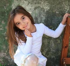 Her sixth birthday (Sappho et amicae) Tags: child portrait birthday eljkagavrilovi