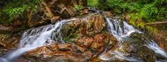 Double Falls (dwolters2) Tags: cascades yakimacounty waterfall washington nature water rocks northwest pentax k1 1530f28