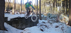 Step down new (Hagbard_) Tags: life wood schnee friends sun snow bike stone fun tour mountainbike steine mtb cz sonne wald freeride jumps fahrrad spass holymountain allmountain sxtrail allmartn fatmodulant