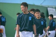 DSC_0445 (mechiko) Tags: 横浜ベイスターズ 130202 小杉陽太 横浜denaベイスターズ