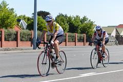 Coast to Coast 2013 044 (KiwiMunted) Tags: christchurch cycling saturday competitor coasttocoast broughamst 2013