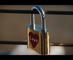 Lovelocked (Stuart-Lee) Tags: england london love lock millenniumbridge padlock lovelock londonist