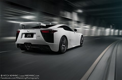 Lexus LFA 'IV' (Mitch Hemming) Tags: mitch supercar lfa lexus hemming mhemming