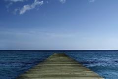 WHERE DOES THE WORLD END? | #Flickr12Days (Jgor Cava) Tags: sea mar mare jetty confine pasarela embarcadero molo prospettiva orizzonte passerella cammino orizon quey australiancenterforphotography jgorcavallina flickr12days