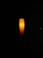 Nasty Beam 1 (donlunzo16) Tags: city light color bulb night germany dark town aperture stream stuttgart blurred artificial beam dreams dots unfocused nonsense x10