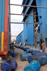 Barrels - Sudan (UNEP Disasters & Conflicts) Tags: sudan africa unepmission development peace conflict environment climatechange drought industrial pollution chemicals unep unenvironment