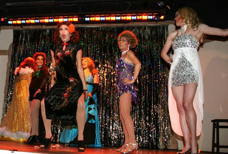 558124_10200769621951329_1248113810_n Tiffany Starr Tags Club Stage Group Tgirl Transgender Entertainment Sexiest Shows Dragqueen