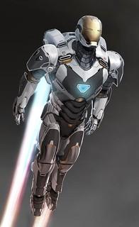 「鋼鐵人3」流出了「DEEP SPACE」 與「浩克毀滅者」美術設定圖