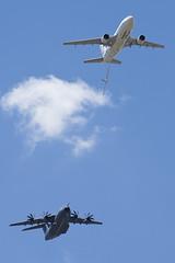 A-400M and A310 MRTT (joseluiscel (Aviapics)) Tags: getafe eads a300 legt a400m mrtt