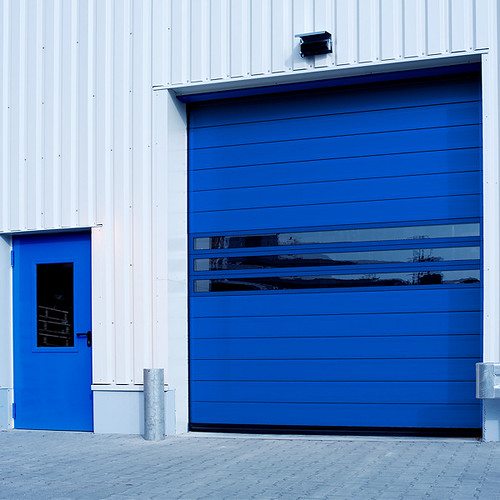 High-speed spiral door SST04_SST