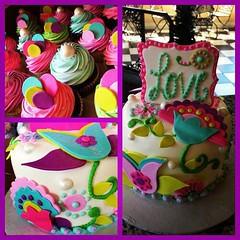 #bridalshower #colorful #flowers #floral #bright #cupcakes #pearls #multicolors #vines #royaltycakes #yesyoucaneatit (Royalty_Cakes) Tags: california birthday ca flowers flower art love cakes floral beautiful smile cake work square shower happy cupcakes team whimsy colorful downtown artist bright awesome central creative pearls sugar celebration bridal edible 7th royalty multicolor flowerpower aliceinwonderland chino buttercream dst floweres monograms brickhome customcakes royalt whimsicalcake specialtycakes iphoneography wwwroyaltycakes wwwroyaltycakescom royaltycakes whimsygardencake