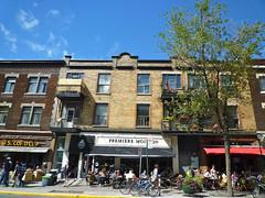 Montréal, Outremont (Coyolicatzin) Tags: bike bicycle montréal montreal bicicleta bicyclette outremont
