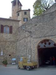 Montone (sandromars) Tags: italy tower italia torre medieval walls mura montone umbria municipal civica medievali