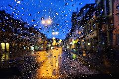 good weather (mamuangsuk) Tags: sunshine rain droplets drops pluie rainy windshield refreshing pioggia johnruskin badweather artcritic exhilarating goodweather mamuangsuk fujix100 draugthsman
