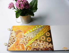 """ 21:12:12"" : "" The Great Woman "" (Milagritos9) Tags: sun sol smile butterfly gold mujer artwork transformation patterns sunflowers visualjournal treeoflife symbolism moleskineart moleskinerie mysticism mily artistjournal visualdiary miniportrait milagritos womanportrait mysticart magicwoman illustratedjournal goldbird moleskinejournals moleskineproject 21122012 artmoleskine moleskineartwork moleskinedrawing inspirationaljournal milycha diarioilustrado mujerilustracin spiritualjournal moleskineartpages moleskinewatercolours moleskinehandmade watercoloursmoleskine moleskinepaintings lagranmujer thegreatwoman"