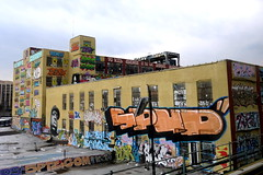 """5Pointz, LIC, Queens • <a style=""""font-size:0.8em;"""" href=""""http://www.flickr.com/photos/53128580@N00/8560365851/"""" target=""""_blank"""">View on Flickr</a>"""