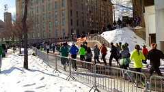 Get Lucky 7K (Jon & Brigid) Tags: winter cold ice minnesota race downtown minneapolis running run mn mols getlucky getlucky7k