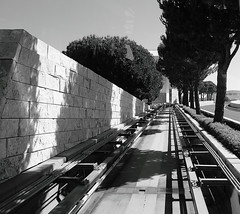 """Getty Tram line • <a style=""""font-size:0.8em;"""" href=""""http://www.flickr.com/photos/59137086@N08/8569103387/"""" target=""""_blank"""">View on Flickr</a>"""