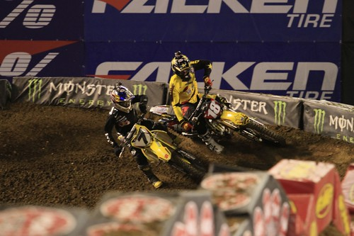 """San Diego SX Race • <a style=""""font-size:0.8em;"""" href=""""https://www.flickr.com/photos/89136799@N03/8569437336/"""" target=""""_blank"""">View on Flickr</a>"""