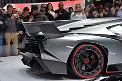 Lamborghini VENENO (Genve1) Tags: auto show car switzerland geneva rollsroyce autoshow automotive international salon rolls premiere bugatti genve lamborghini royce bentley supercars veyron pagani spotter