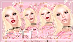 ||Evian :: Aphrodite New Skin|| (Clix Renfew ) Tags: beautiful pose model photographer avatar mg secondlife evian ikon breathtaking gos clix egoisme delmay insidelab lelutka clixrenfew creativeimageryphotography orsinired