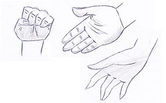 Hands (N-11 Ordo) Tags: hands drawing mark drawings weekly ordo youtube n11 turtorial crilley