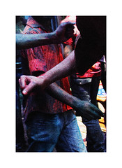 beyond colors 5 (Darshan Chakma) Tags: life people color colour colors canon religion joy belief dhaka concept moment hindu holi bengal bangladesh holifestival purandhaka holika doljatra darshanchakma dhakaold