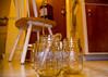 Bottling (Tim Fitzwater) Tags: mason bottling applewine masonjars ballmasonjars bottlingapplewine