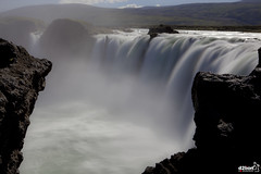GOAFOSS (euskadi 69) Tags: waterfall northern sland godafoss goafoss 100commentgroup photographyforrecreation iceland2012